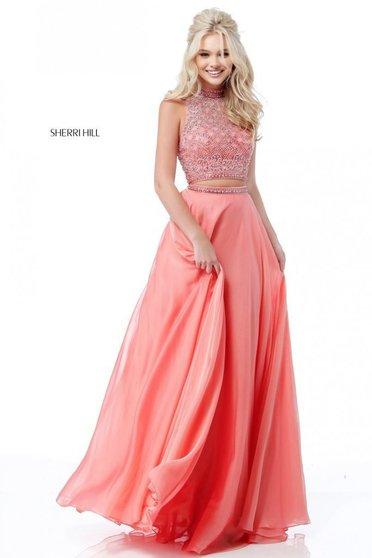 Rochie Sherri Hill 51724 Coral