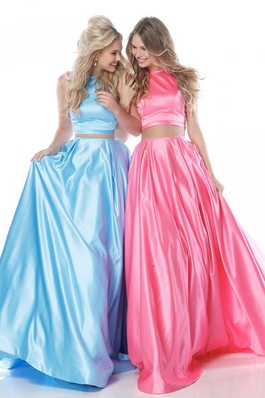 Rochie Sherri Hill 51883 blue
