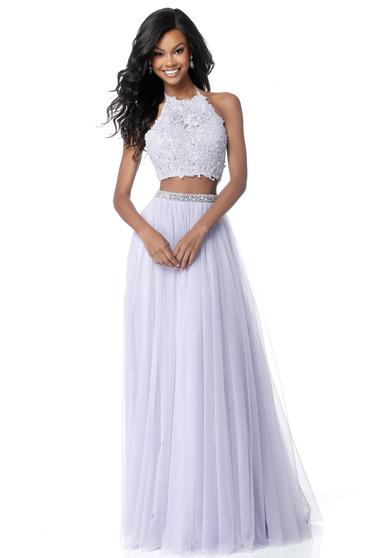 Rochie Sherri Hill 51924 lilac