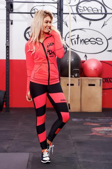 Set MissQ corai sport din material elastic cu buzunare