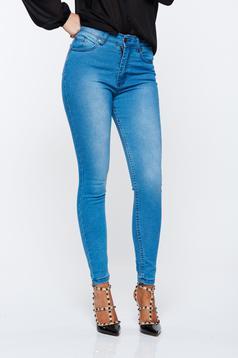 Pantaloni Top Secret S034524 Blue