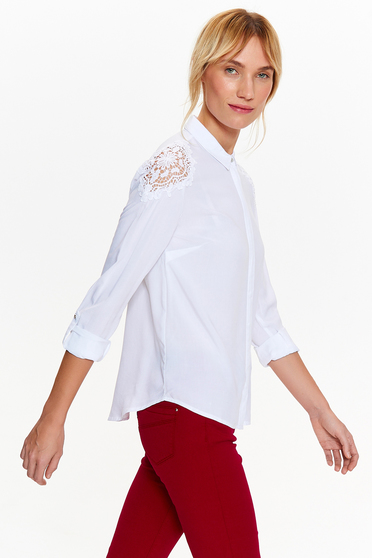 Camasa Top Secret S035030 White