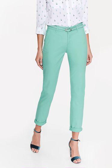 Pantaloni Top Secret S035130 Turquoise