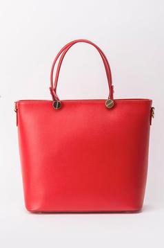 Geanta dama rosie office din piele naturala cu maner lung reglabil