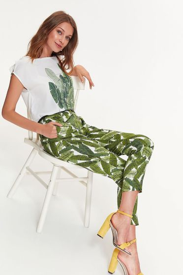 Pantaloni Top Secret S036268 Green