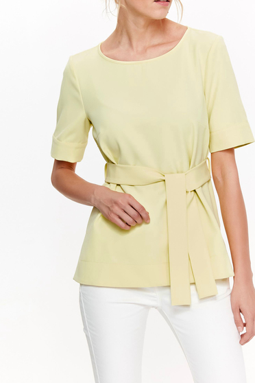 Bluza Top Secret S036851 Yellow
