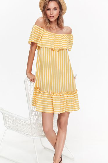 Rochie Top Secret S036858 Yellow