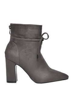 Botine Top Secret S039261 Grey