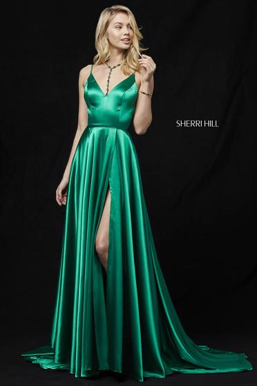 Rochie Sherri Hill 52119 Green