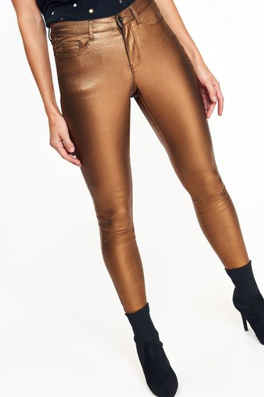 Pantaloni Top Secret S040120 CopperBrown