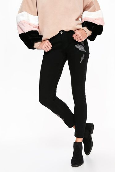 Pantaloni Top Secret S040127 Black