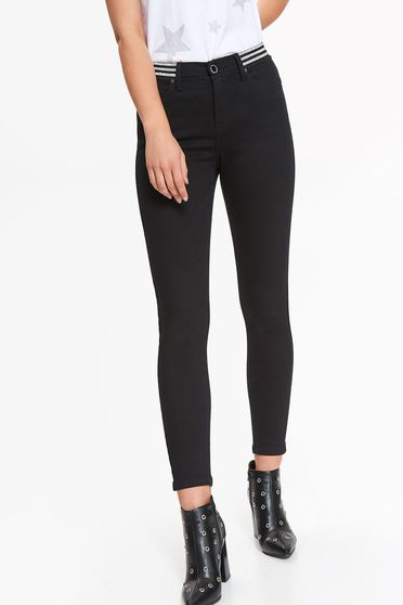 Pantaloni Top Secret S040222 Black