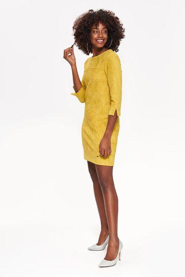 Rochie Top Secret S041649 Yellow