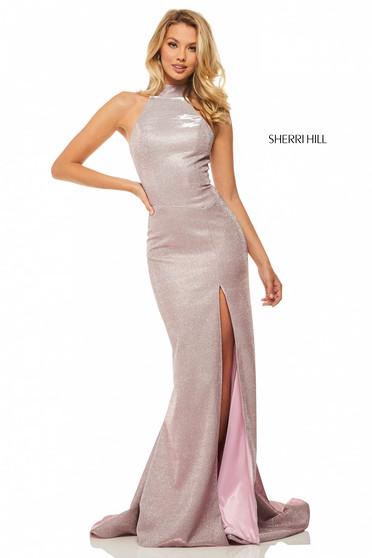 Rochie Sherri Hill 52826 Rosa
