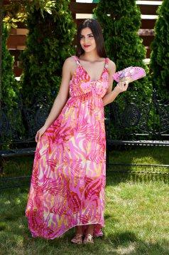 Rochie Mayo Chix Desire Pink